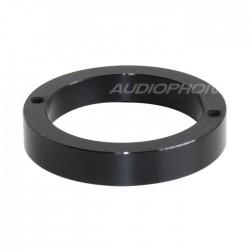 Anneau d'habillage Aluminium pour tubes Ø 34mm Black (L'unité)