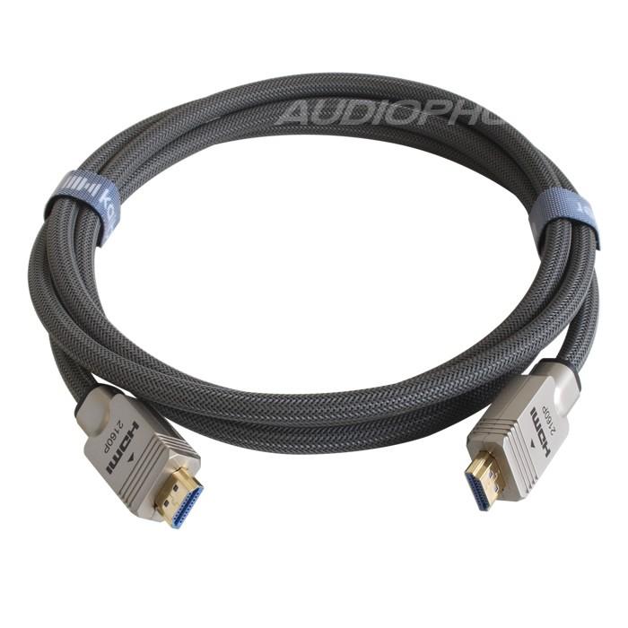 KAIBOER KBEH-A2.0 Câble HDMI 2.0 ULTRA HD 2160p 18Gbps 4K 5m