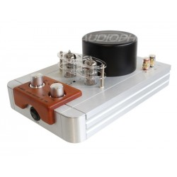 QINPU A6800 Amplificateur Hybride à lampe 2x 16.5W 8 ohms USB SA9023 Bluetooth