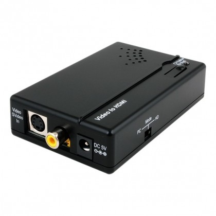 CYP CM-398H Audio & SV / CV to HDMI video Scaler