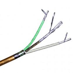 YARBO SP-2200PW Câble secteur Cuivre plat plaqué Argent Ø 11mm