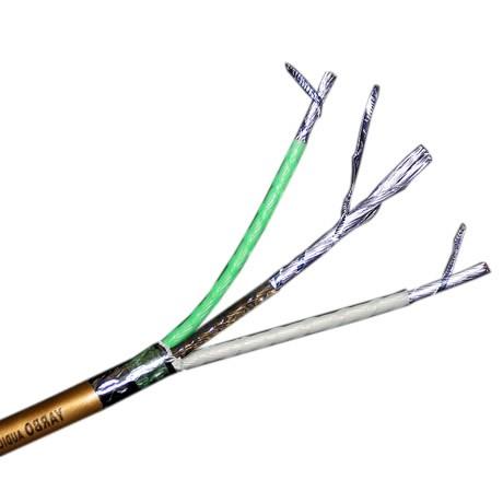 YARBO SP-2200PW Câble secteur Cuivre plaqué Argent Ø11mm