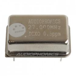 AUDIOPHONICS TCXO Jitter Clock 27MHz 0.5ppm U/I-Sabre compatible