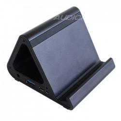 WST HUSB30 HUB USB 3.0 Aluminium Dock 4 Ports Haut débit 5Gbps