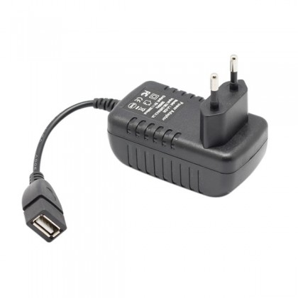 USB-A Power Supply Adapter Charger 5V 3A