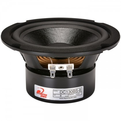 "Dayton Audio DC130BS-8 5-1/2"" Classic Shielded Woofer"