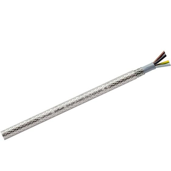 OLFLEX 100CY Câble Secteur Blindé 3x2.5mm² Ø 11.8mm