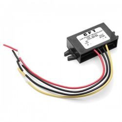 CPT Adaptateur Convertisseur de Tension 12VDC vers 5VDC 3A 15W
