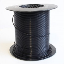 Gaine 100% PTFE 1.5mm noir