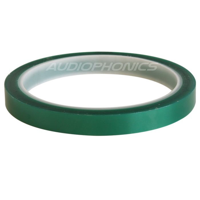 Ruban isolant adhésif très haute performance thermique PET 10mm