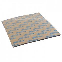 Mousse absorbante anti chocs thermiques adhésive 10x10x3mm