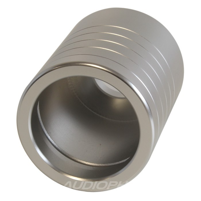 Aluminium Power connector IEC OYAIDE WATTGATE Ø 20mm