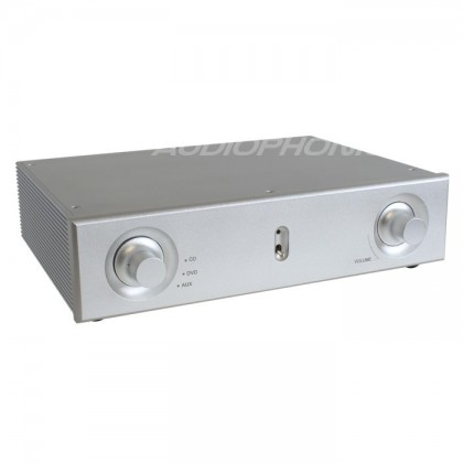 Class-A Preamplifier Volume control & Source selector