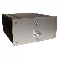 Boîtier DIY Amplificateur intégré 100% Aluminium 271x240x120mm