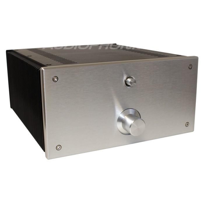 DIY Box Integrated Amplifier 100% Aluminium 271x240x120mm