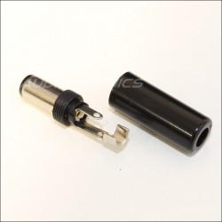 Fiche d'alimentation Jack DC Ø 5.5 - 2.5mm