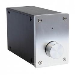Boîtier vertical 100% Aluminium 160x100x70mm