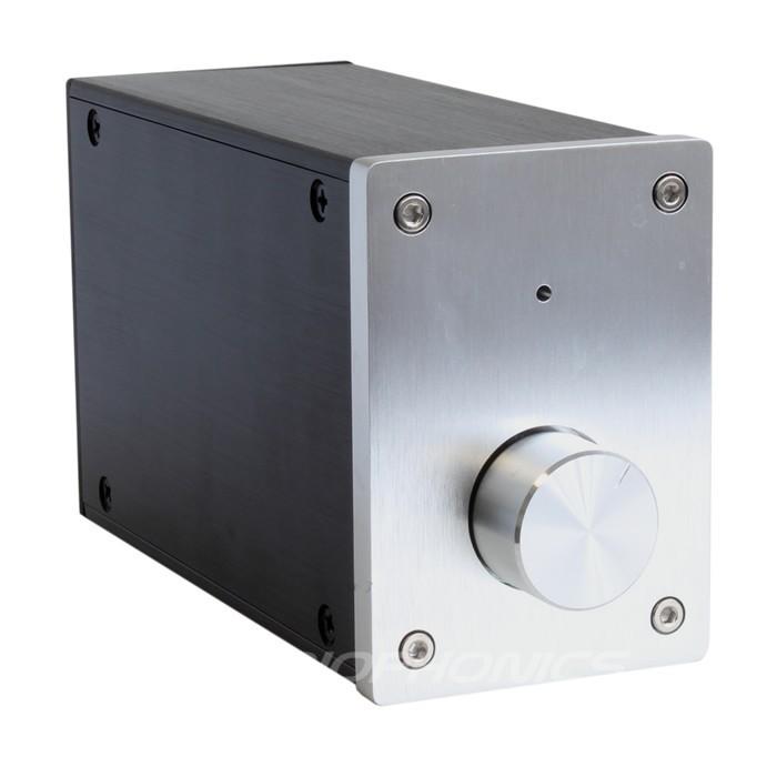 DIY vertical Box 100% Aluminium 160x100x70mm