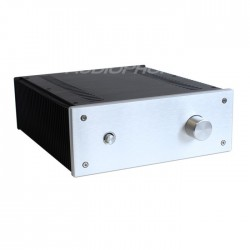 DIY Box Amplifier 100% Aluminium 271x240x90mm