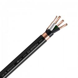 OYAIDE TUNAMI V2 Câble secteur Cuivre 102 SSC Ø15mm