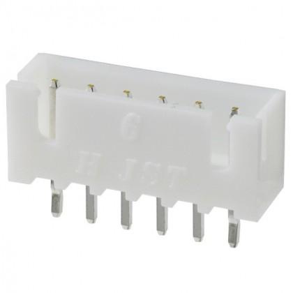 Connecteur B6B-XH-A mâle 6 voies (L'unité)