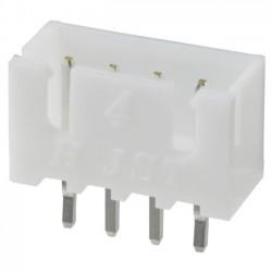 Connecteur B4B-XH-A mâle 4 voies (L'unité)