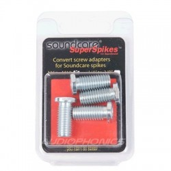 SOUNDCARE ADAPTER Reducing adapter M10 to M6 (Set x4)