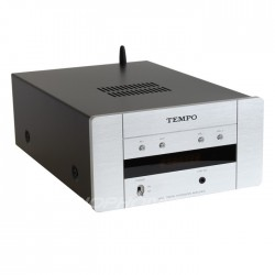 TEMPO eA2 ICEPOWER Amplificateur DAC ES9023 Bluetooth Silver