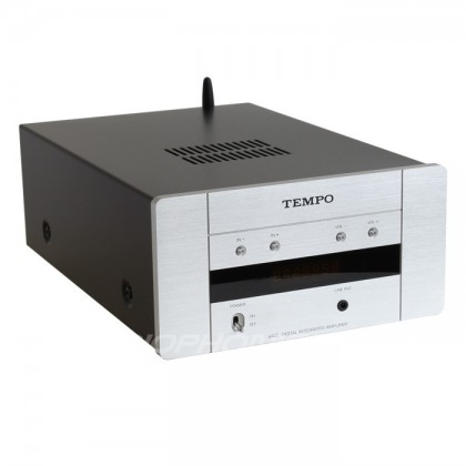 TEMPO eA2 ICEPOWER Amplifier DAC ES9023 Bluetooth Silver