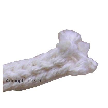 Gaine Coton naturel épaisse pour câble Dia. 1.5mm