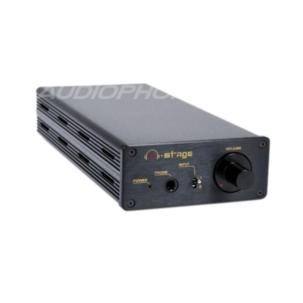 MATRIX M-STAGE AMP Headphone Amplifier Preamplifier Class A Black