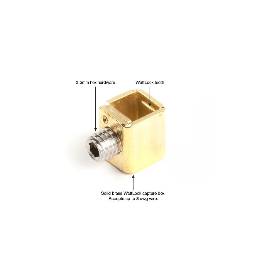Wattgate 320 Evo Connector Iec C15 Cryo Treatment 19mm Transparent Plug Wiring Power
