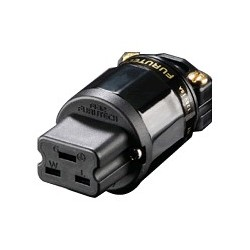 FURUTECH FI-31 (G) IEC 20A Plug Gold Plated US Ø20mm