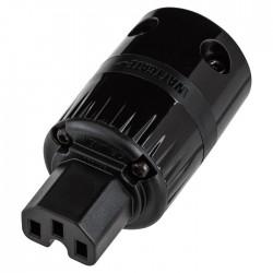 WATTGATE 320 evo Black Connecteur secteur IEC Ø 19mm