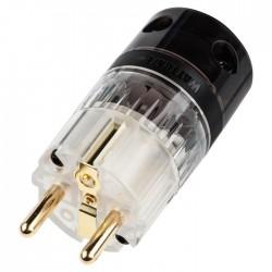 WATTGATE 360 EVO Connecteur Secteur Schuko Traitement Cryo Ø 19m Transparent