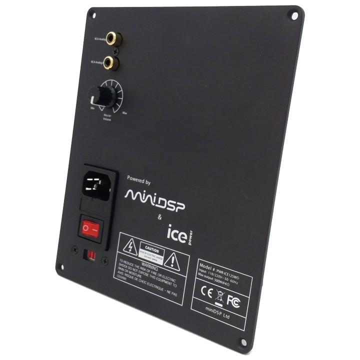 MiniDSP PWR-ICE125WD Module amplificateur ASX2 450W / 4 Ohms