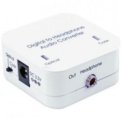 CYP DCT-3HP Convertisseur Numérique vers Casque audio stéréo