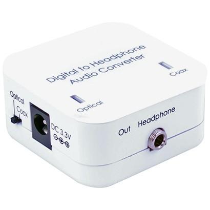 CYP DCT-3HP Digital to stereo Audio Headphone