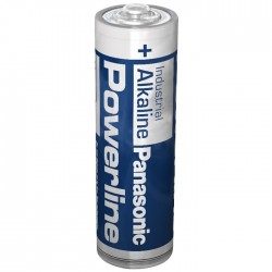 PANASONIC MIGNON LR6 AA Alkaline Battery 1.5V 3100mA (Unit)
