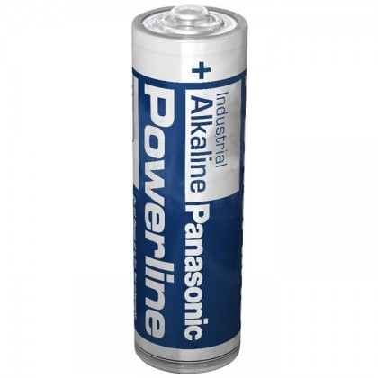 PANASONIC MIGNON LR6 AA Alkaline Battery 1.5V 3100mA (Unit)