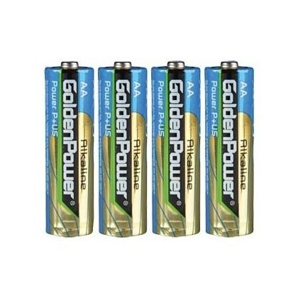 GoldenPower LR6 AA Alkaline Battery 1.5V (Set x4)