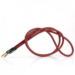 CYK Jack 6.35mm - Jack 6.35mm Cable Gold plated 24K OFC Copper 3m