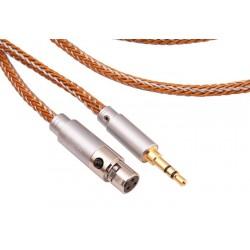 1877 PHONO Zavfino Cali Copper Headphone Cable Jack 3.5mm / Mini XLR 2.0m
