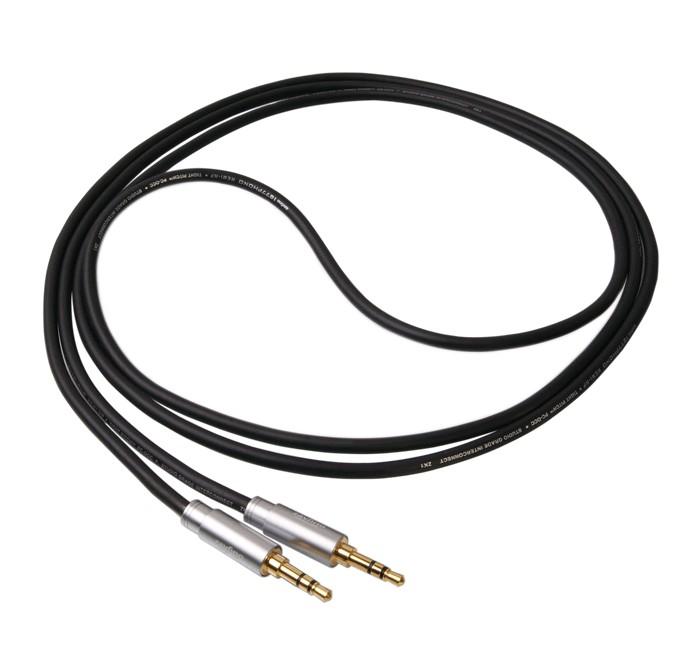 1877PHONO HEMI-3.5 Graphite Cable Jack 3.5mm / Jack 3.5mm 3m