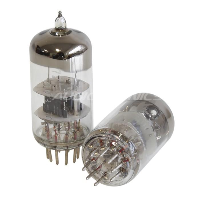 Tubes 6N3-T pour Préamplificateur / Amplificateur 5670 / 6CC42 / 6N3J (La paire)