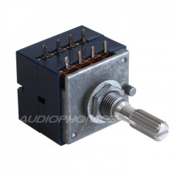 ALPS RK27 Stereo Potentiometer High Quality 50 Kohm