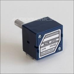 Potentiomètre ALPS stéréo RK27 haute qualité 50Kohm