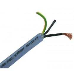 OLFLEX 810CY Câble Secteur Blindé Souple 3x2.5mm² Ø 11.4mm