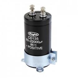 JIANGHAI CD135 High Quality Capacitor 80V 22000µF