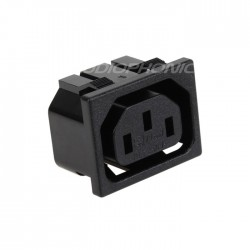 IEC Female Socket 10A / 250V